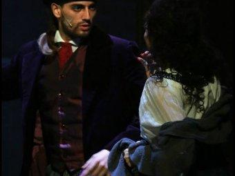 Jan Kopečný, Přízrak Londýna, Divadlo Hybernia